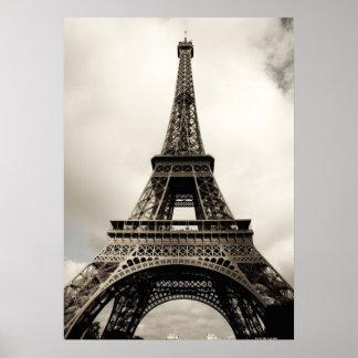 Eiffel Tower 9 Poster