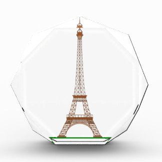Eiffel Tower Acrylic Award
