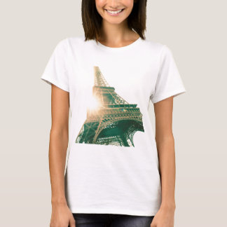 Eiffel Tower and Sunshine T-Shirt