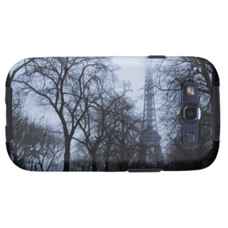 Eiffel tower and trees, Paris, France Galaxy S3 Case