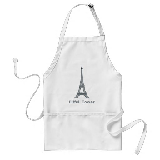 Eiffel tower aprons