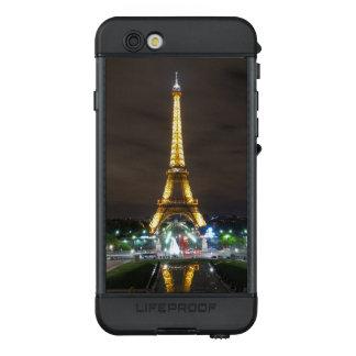 Eiffel Tower at Night, Paris LifeProof NÜÜD iPhone 6s Case