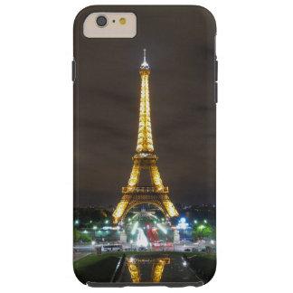 Eiffel Tower at Night, Paris Tough iPhone 6 Plus Case