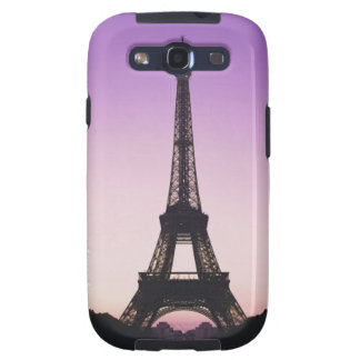 Eiffel Tower at Sunset Galaxy S3 Cases