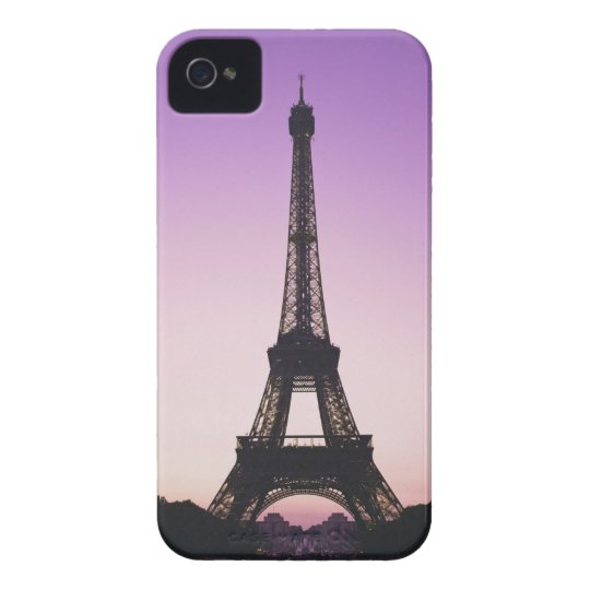 Eiffel Tower at Sunset Case-Mate iPhone 4 Case