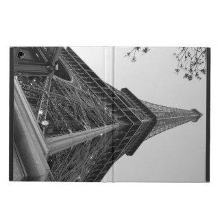 Eiffel Tower b/w iPad Air Covers