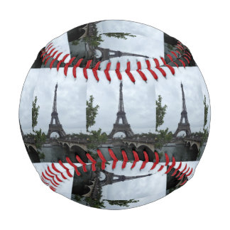 Eiffel Tower Baseball