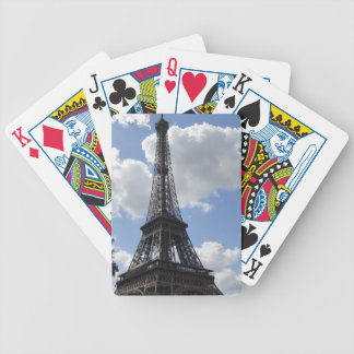 Eiffel Tower Bicycle Card Deck