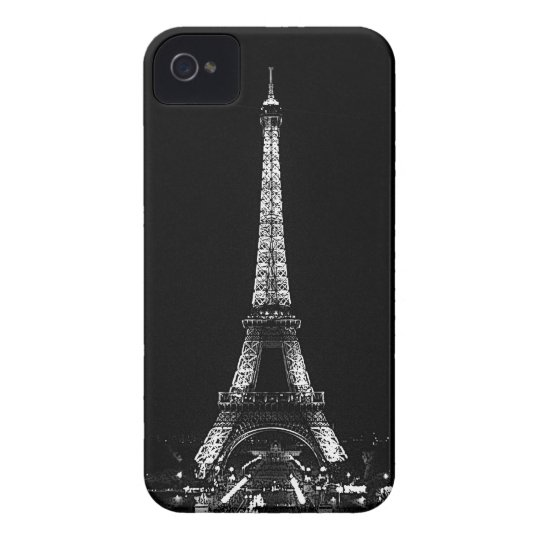 Eiffel Tower BlackBerry Bold Case