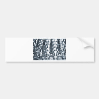 Eiffel Tower Bumper Sticker