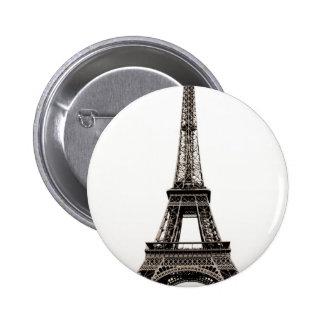 Eiffel Tower Buttons