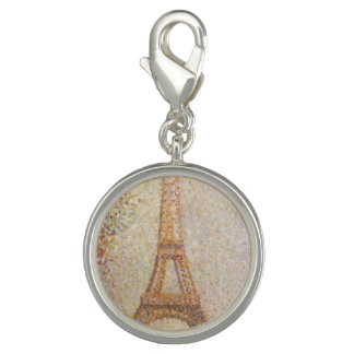 Eiffel Tower by Georges Seurat Charm