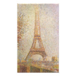 Eiffel Tower by Georges Seurat Photo Print