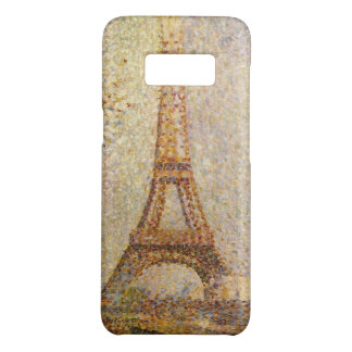 Eiffel Tower by Georges Seurat, Vintage Fine Art Case-Mate Samsung Galaxy S8 Case