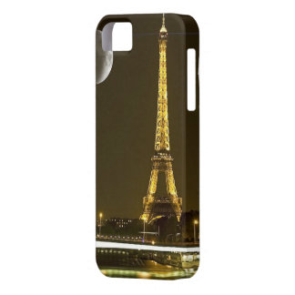 Eiffel Tower by Night - iPhone 5/5S, Vibe iPhone 5 Case
