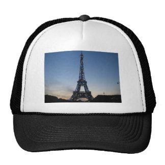 Eiffel Tower by Night Trucker Hat