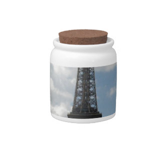 Eiffel Tower Candy Dishes
