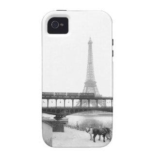 Eiffel Tower Case-Mate iPhone 4 Case
