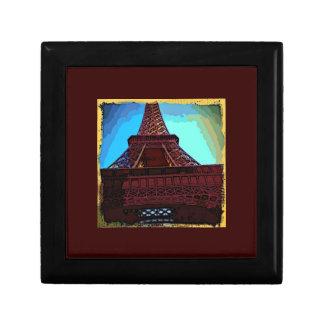 Eiffel Tower CB Jewelry Box