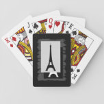 Eiffel Tower, Champ De Mars, Paris Playing Cards