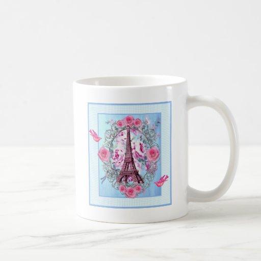 Eiffel Tower Coffee Mug