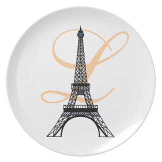 EIFFEL TOWER Collection Plate