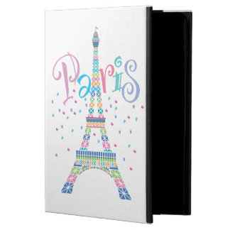Eiffel Tower Confetti iPad Air/Air2 Case Powis iPad Air 2 Case