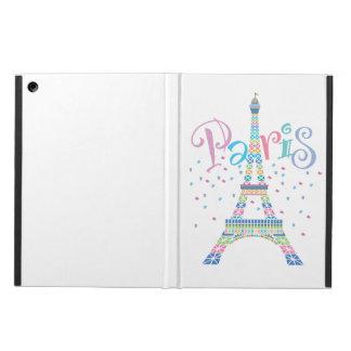 Eiffel Tower Confetti iPad Air Powis Case iPad Air Covers