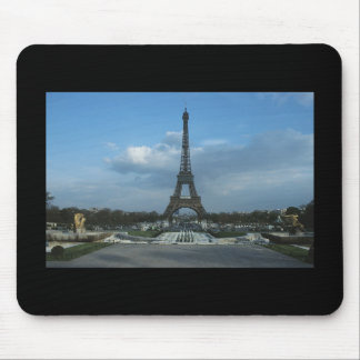 Eiffel Tower Daytime Mouse Pad
