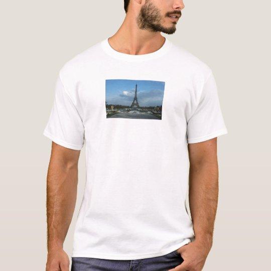 Eiffel Tower Daytime T-Shirt