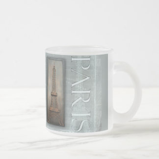 Eiffel Tower Design Mug