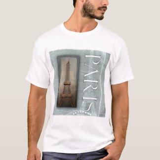 Eiffel Tower Design T-Shirt