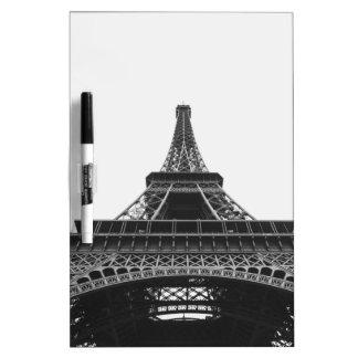 Eiffel tower Dry-Erase board