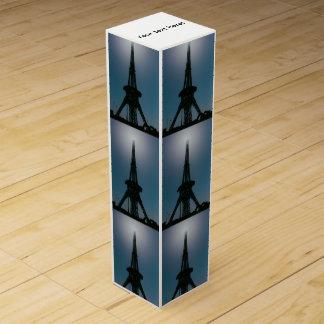 Eiffel tower, Dubai Miracle Garden Wine Gift Box