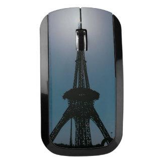 Eiffel tower, Dubai Miracle Garden Wireless Mouse