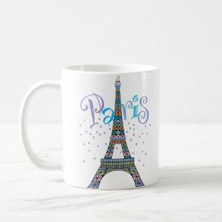 Eiffel Tower Fantasy 11 oz. mug