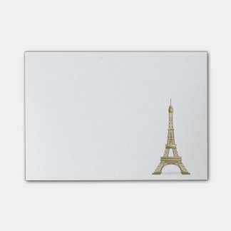 Eiffel tower, France clipart Post-it® Notes