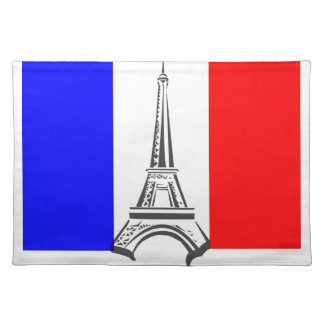 Eiffel Tower France Placemat