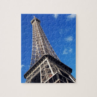 Eiffel Tower France Travel Photography Jigsaw Puzzle