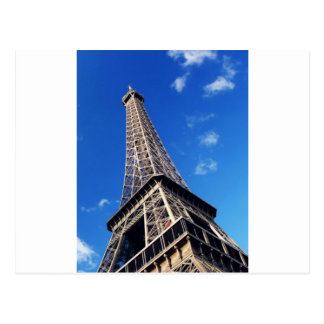 Eiffel Tower France Travel Photography Postcard