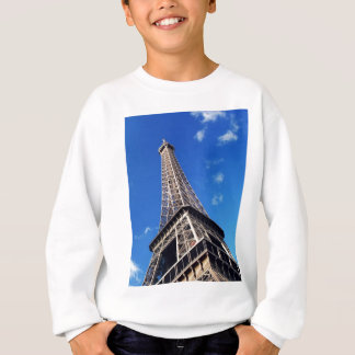Eiffel Tower France Travel Photography Sweatshirt