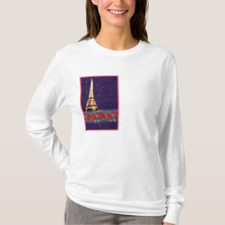 EIFFEL TOWER, FROM PARIS WITH LOVE T-Shirt