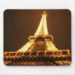 Eiffel Tower, front Mouse Pads