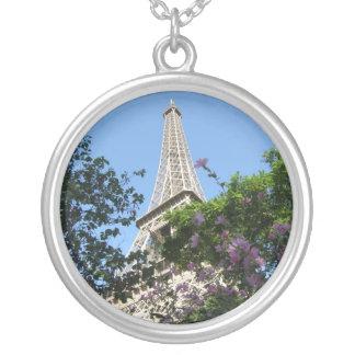 Eiffel Tower Garden Custom Jewelry
