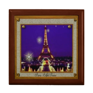 Eiffel Tower Gift Boxes