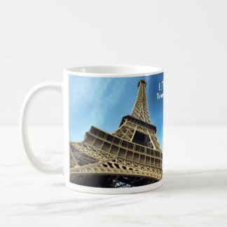 Eiffel Tower Historical Mug