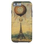 Eiffel Tower Hot Air Balloon Steampunk iPhone 6 Case