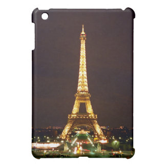 Eiffel Tower in color Cover For The iPad Mini