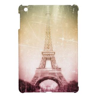 Eiffel Tower in Color iPad Mini Cases