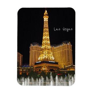 Eiffel Tower in  Las Vegas Magnet